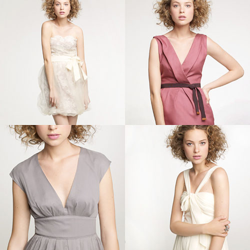 I Try Not To Post About JCrew Too Often But Loooove The New Wedding Lookbook
