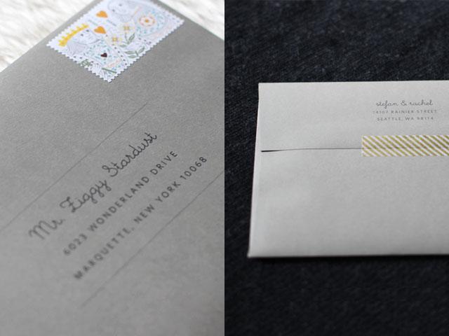 our wedding invitations elephantine