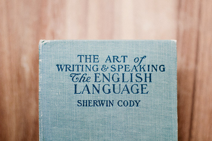 the art of speech writing