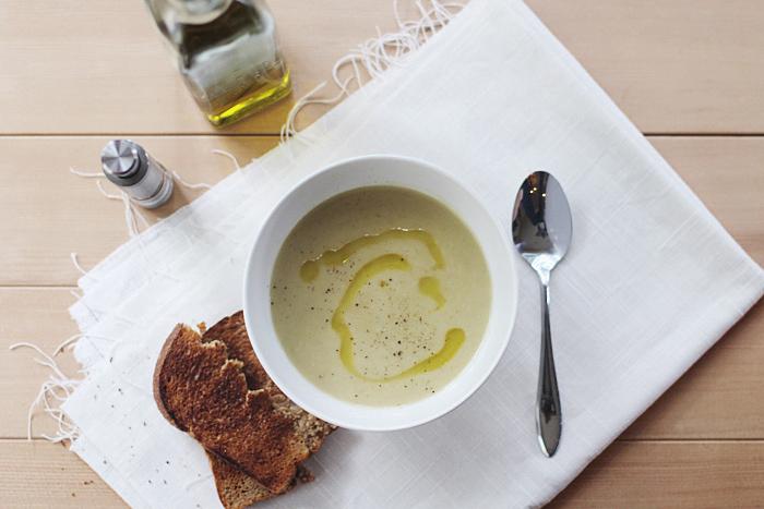 sweet potato soup by rachel ball