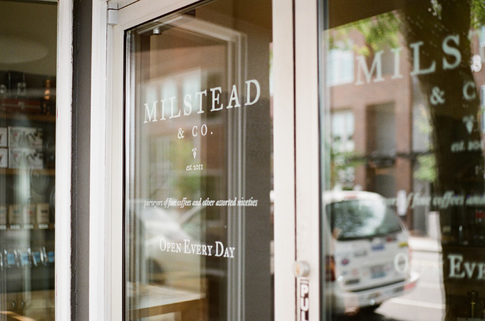 Milstead & Co., photographed by Rachel Ball