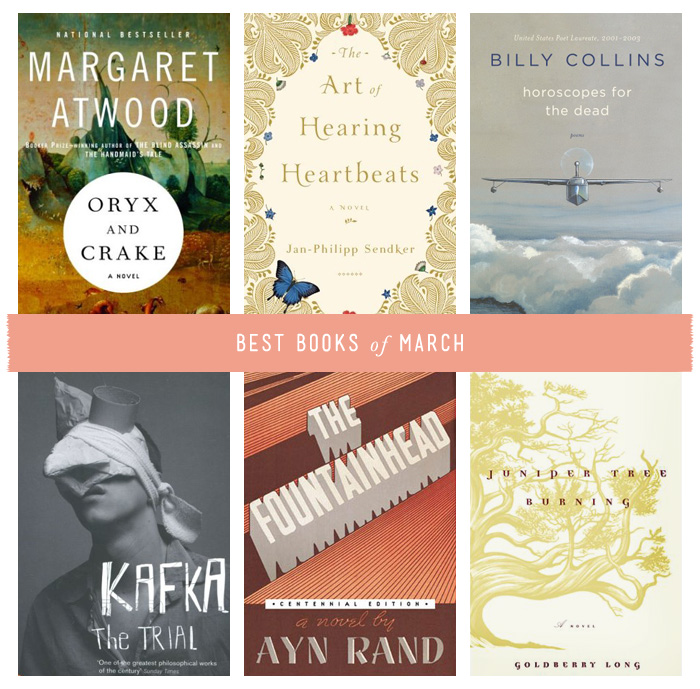 elephantine: best books of march