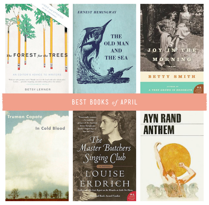 Elephantine: best books of april