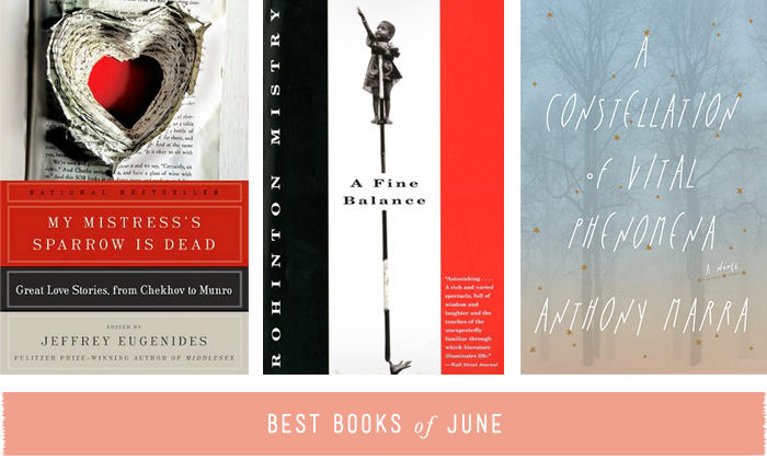 Elephantine: best books of june