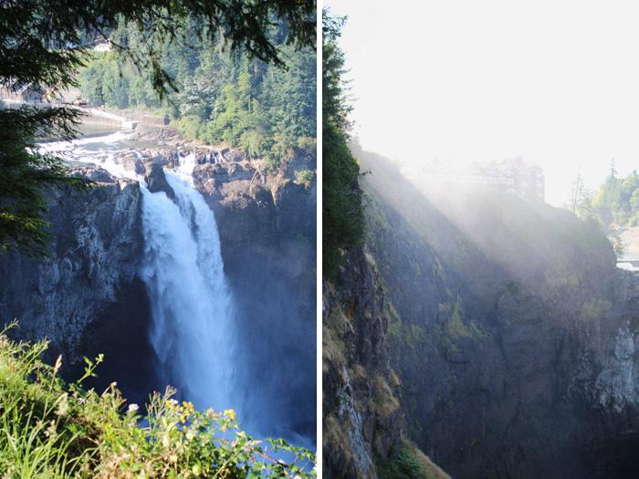 Elephantine: Snoqualmie Falls