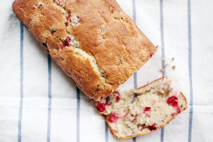 cranberry hazelnut bread   elephantine
