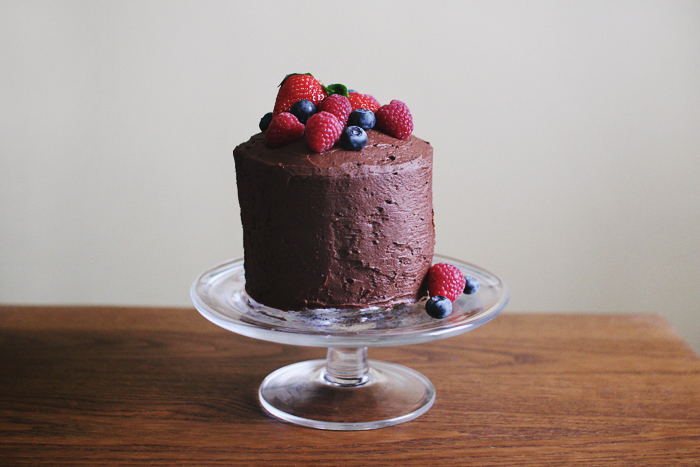 chocolate cake | Elephantine