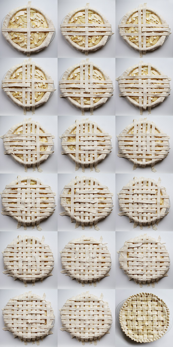 Elephantine: how to make a lattice pie