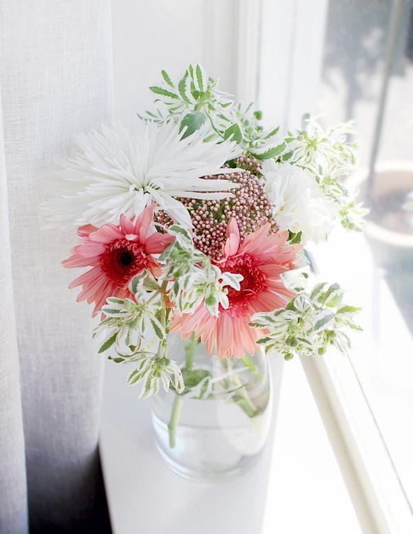 this week's flowers | elephantineblog.com