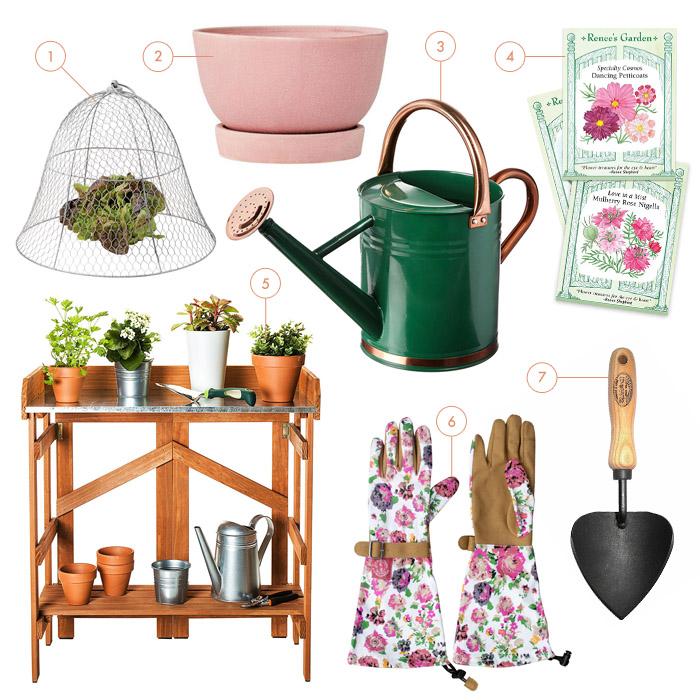 garden wishlist | elephantineblog.com