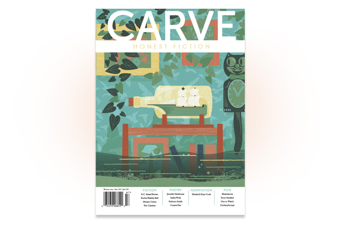 Carve Magazine | Winter 2017