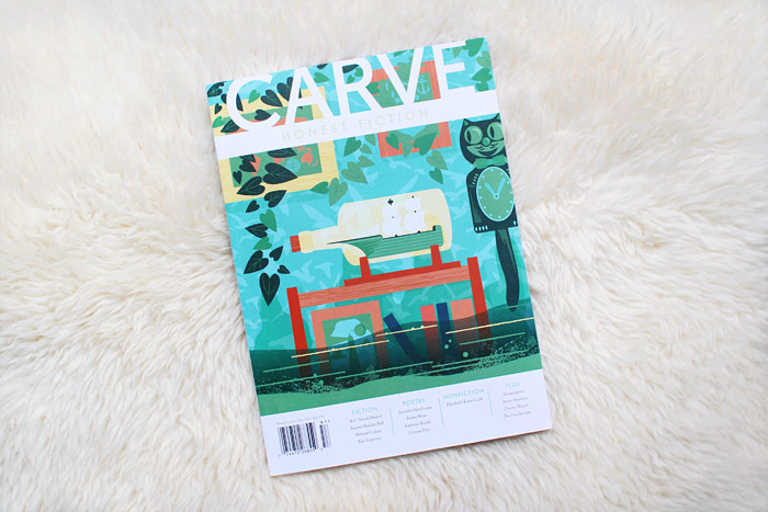 Carve Magazine - Winter 2017